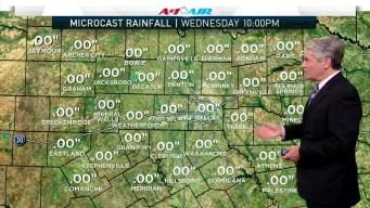 NBC 5 Forecast: Still Hot Through Friday