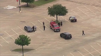 Walmart Evacuated Over Suspicious Device (Raw Video)