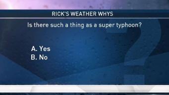 Weather Quiz: Super Typhoon