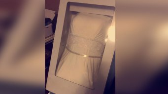 TxDOT Finds Lost Wedding Dress With Twitter's Help