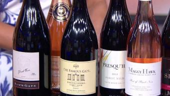 Wine Expert Gives Pinot Noir Tips