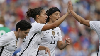 Carli Lloyd, Soccer Fans and the Road to Rio