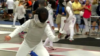 Young Fencer Gets Olympic Opportunity of a Lifetime