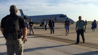 AA Flight Evacuated in DFW Due to 'Hot Brakes'