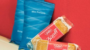 Free Airline Snacks Are Back
