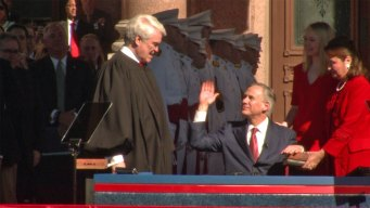 Texas Inaugurates New Governor Abbott With $4.5 Million Party