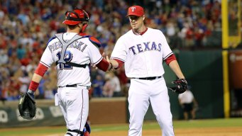 Rangers Looking Into Nathan Reunion