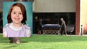 Slain Texas 6-Year-Old Laid to Rest, as Tips Dwindle