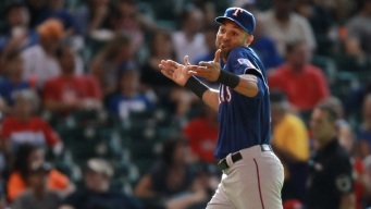 Rangers Decline Option on Rios