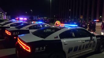 Law Enforcement Officers Escort Body of Slain Trooper