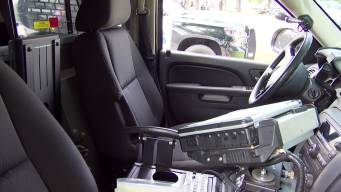 Police Car Seats Redesigned for Comfort