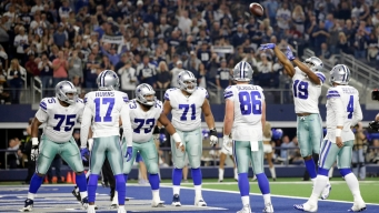 Jerry Jones: Cooper Even Helping Surging Cowboys on Defense