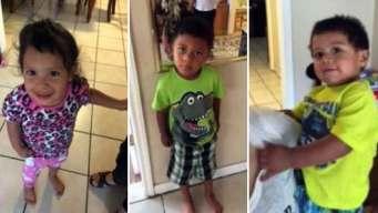 Amber Alert Issued for 3 Texas Children