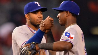 Andrus Excited to Work With Profar