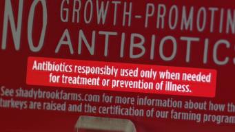 Foods That Claim No Antibiotics