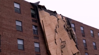 Roof Blown off Apartment in Pennsylvania