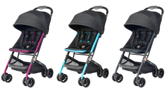 Strollers Recalled Due to Laceration, Fall Hazards