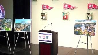 Arlington Approves $200M Development Deal With Rangers