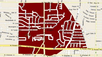 Arlington to Spray for Mosquitoes Wednesday, Thursday