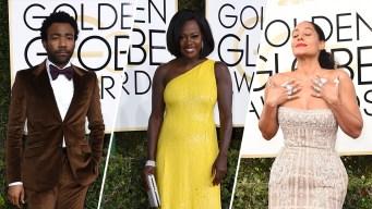 Golden Globes 'Is Woke,' Celebrates Diversity in 2017