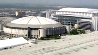 Houston Astrodome 'Domecoming' Marks 53rd Anniversary