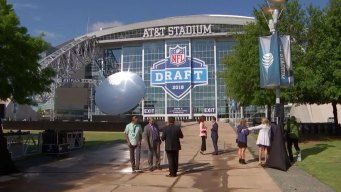 Arlington Gets Ready to Host 2018 NFL Draft