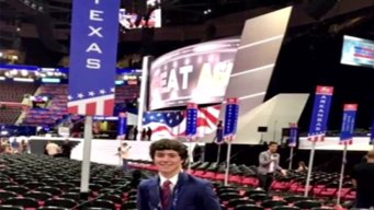 Fort Worth High School Student Headed to Inauguration Leadership Summit