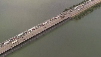 EB I-30 in Rockwall Reopens