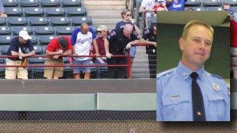 Rangers to Cast Bronze Statue for Fallen Fan