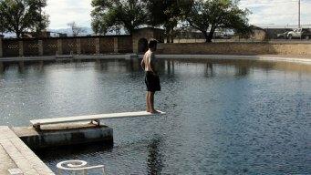 Repairs to Begin at Balmorhea State Park Pool in West Texas
