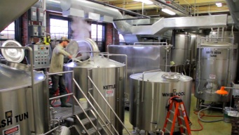 Baxter Brewing Company Goes Green