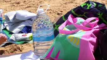 Drowning, Heat Combo Prompts Safety Warning for Swimmers