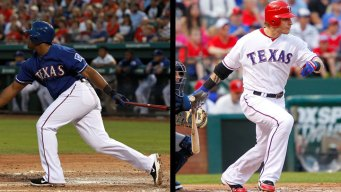 Hamilton Leads Rangers Into All-Star Game
