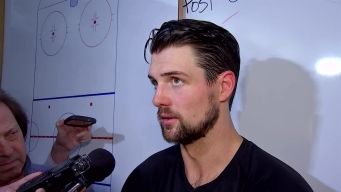 Benn on Stars Win Over Lightning: 'It's Big'