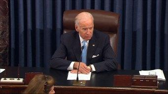 'My Friend Joe': Senators Pay Tribute to Biden