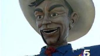 Big Tex Voted Best Quirky Landmark
