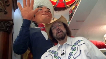 Bill Bragg, One of the Voices of Big Tex, Dies at 72