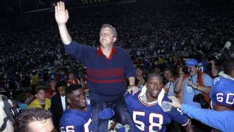 Parcells Has Hand Prints All Over This Game