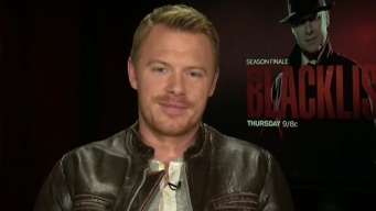 'Blacklist' Star Discusses Season Finale