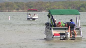 Lakes, Ramps Reopen in Time for Labor Day