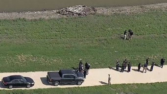 Body Found in Dallas Creek Believed to Be Missing SMU Officer