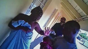 Denton PD Reveal Video After Stun Gun Used in Disturbance