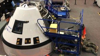 Debut of SpaceX, Boeing Crew Capsules Put Off Until 2019