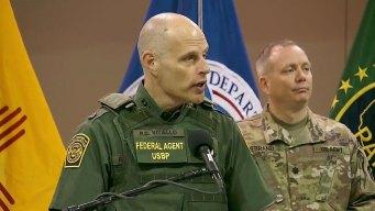 Border Patrol Details National Guard Deployments, Jobs