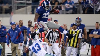 NFC East Watch: RB Brandon Jacobs Wants to Return to New York