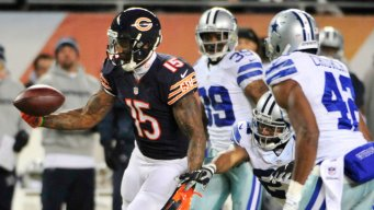 Report: Brandon Marshall May Be Done for the Year