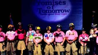 Firefighters to Model for 'Bras for A Cause'