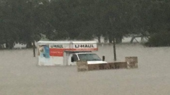 3 Missing After Floods in Kansas, Texas