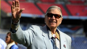 Memorial Planned for Titans Owner Bud Adams