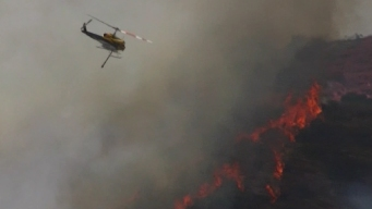 Many California Residents Evacuated Due to Wildfires